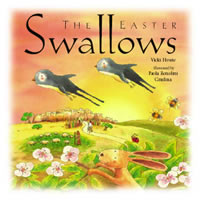 cover - The Easter Swallows