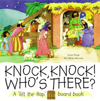 cover - Knock Knock, who's there?
