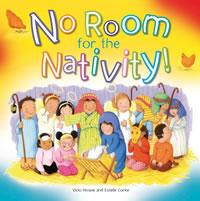 cover - No Room for the Nativity